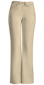 Photo of Low Rise Moderate Flare Drawstring Pant