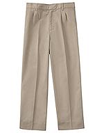 "Photo of Men's Pleat Front Pant 32"" Inseam"