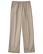 Classroom Uniforms Classroom Unisex Pull On Pant in Khaki (51061N-KAK)