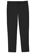Classroom Uniforms Classroom Girls Stretch Skinny Leg Pant in Black (51652A-BLK)