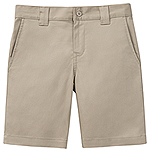 Classroom Uniforms Classroom Boys Stretch Slim Fit Shorts in Khaki (52481A-KAK)