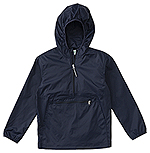 Classroom Uniforms Classroom Youth Pack-Away Pullover in Navy (53332R-NAVY)