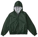Photo of Youth Unisex Zip Front Bomber Jacket