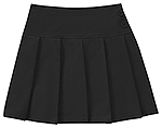 Classroom Uniforms Classroom Junior All Over Pleated Scooter in Black (55424-BLK)