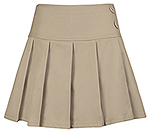 Classroom Uniforms Classroom Junior All Over Pleated Scooter in Khaki (55424-KAK)