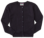 Classroom Uniforms Classroom Cardigan in Dark Navy (56424-DNVY)