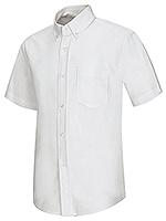Photo of Boys Short Sleeve Oxford Shirt