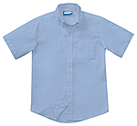 Photo of Men's Short Sleeve Oxford