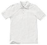 Photo of Youth Unisex Short Sleeve Pique Polo