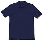 Photo of Adult Unisex Short Sleeve Pique Polo