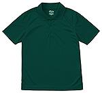 Photo of Youth Unisex Moisture-Wicking Polo Shirt
