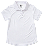 Photo of Junior S/S Polo Moisture Wicking