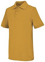 Photo of Adult Unisex Short Sleeve Interlock Polo