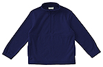 Classroom Uniforms Classroom Youth Unisex Polar Fleece Pullover in Dark Navy (59302-DNVY)