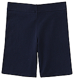Classroom Uniforms Classroom Juniors Bike Shorts in Dark Navy (59404-DNVY)