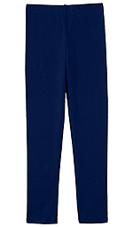 Classroom Uniforms Classroom Juniors Leggings in Dark Navy (59414-DNVY)
