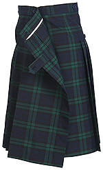 Classroom Uniforms Girls Plaid Kilt in PLAID 79 (5P5372A-P79)