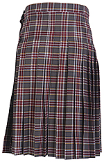 Classroom Uniforms Girls Plus Plaid Kilt in PLAID 43 (5P5373A-P43)