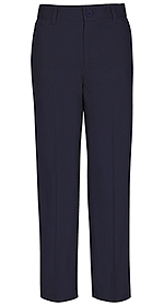 Photo of REAL SCHOOL Boys Husky Flat Front Pant