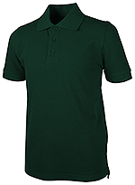 Photo of Unisex Youth S/S Pique Polo