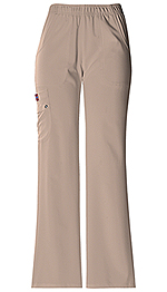 Photo of Mid Rise Pull-On Cargo Pant