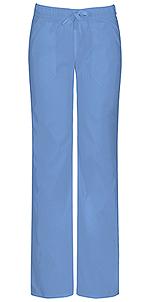 Photo of Low Rise Straight Leg Drawstring Pant