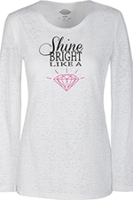 "Photo of ""Shine Bright"" Knit Tee"