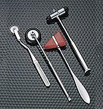 Photo of Babinski Hammer with Needle