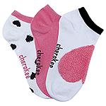 Photo of 1-3pr packs of No Show Socks