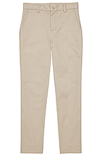 Classroom Uniforms Classroom Flat Front Pant in Khaki (CR101Y-KAK)
