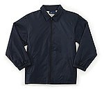 Classroom Uniforms Classroom Unisex Coach Jacket in Navy (CR301Y-NAVY)