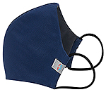Classroom Uniforms Classroom Adult 3 Face Covering Bundle Pack in Navy (CR500X-NAV)