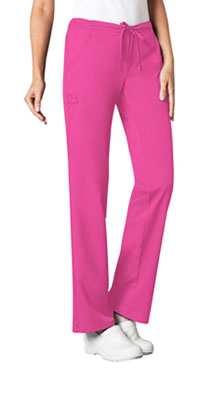 Low Rise Straight Leg Drawstring Pant (1066P-ROSV)