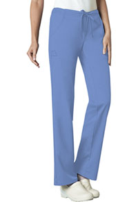 Low Rise Straight Leg Drawstring Pant (1066-CELV)