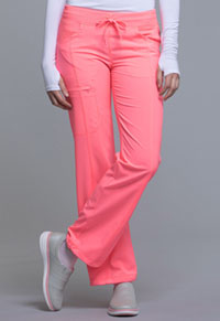 Low Rise Straight Leg Drawstring Pant (1123AP-COCR)
