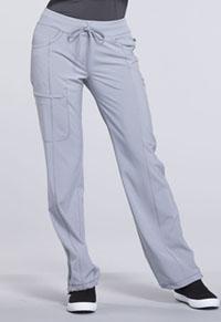Low Rise Straight Leg Drawstring Pant (1123AP-GRY)