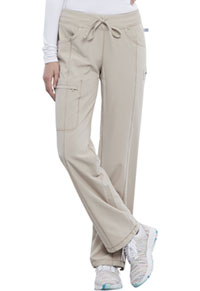 Low Rise Straight Leg Drawstring Pant (1123AP-KAK)