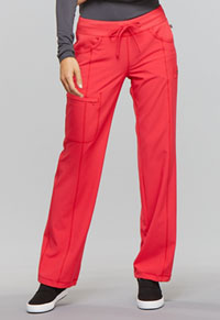 Low Rise Straight Leg Drawstring Pant (1123AP-PUNC)