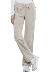 Low Rise Straight Leg Drawstring Pant (1123AT-KAK)
