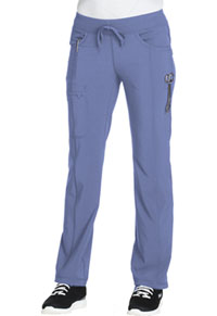 Infinity Low Rise Straight Leg Drawstring Pant (1123A-CIPS) (1123A-CIPS)