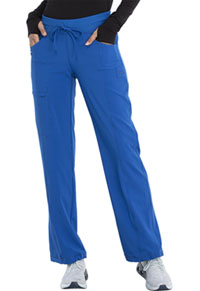 Low Rise Straight Leg Drawstring Pant Royal (1123A-RYPS)