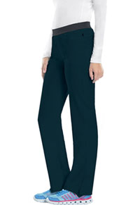 Cherokee Slim Pull-On Pant Caribbean Blue (1124A-CAPS)