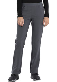 Cherokee Slim Pull-On Pant Pewter (1124A-PWPS)