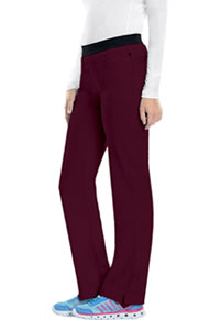 Cherokee Slim Pull-On Pant Wine (1124A-WNPS)