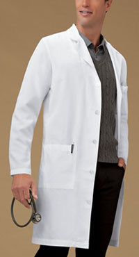 "40"" Men's Lab Coat"
