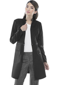Cherokee 32 Lab Coat Black (1404-BLKV)