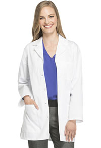 32 Lab Coat White (1462-WHT)