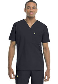 Men's V-Neck Top (16600A-PWCH)