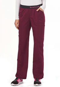 HeartSoul So In Love Low Rise Pull-On Pant Wine (20101A-WIN)