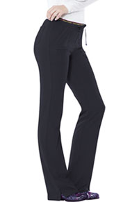 Heart Breaker Low Rise Drawstring Pant (20110T-PEWH)